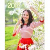 Tip na dárek: Fotokalendář od Happy Foto vytvořený vlastníma rukama