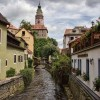 Český Krumlov: Perla na jihu Čech