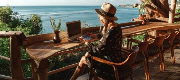 Vacation office, dovolená a práce dohromady, ideální kombinace na léto
