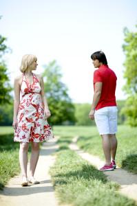 Muž a žena, ilustrační foto, fotobanka Pixmac